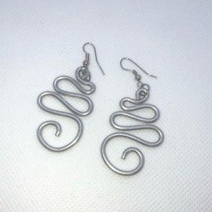 boutique Jewelry - Boutique Unique/Classy Swirls Earrings
